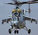 - - Russia - Air Force Mil Mi-35 aircraft