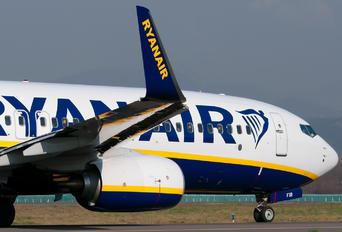 EI-FIR - Ryanair Boeing 737-800