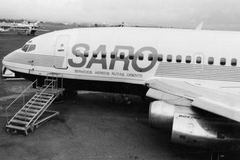 XA-RSZ - SARO Boeing 737-130