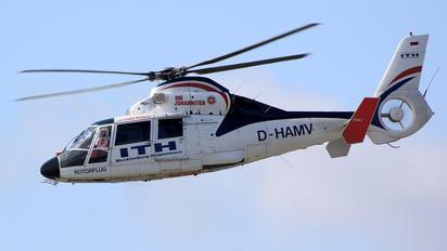 D-HAMV -  Aerospatiale AS365 Dauphin II