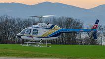 HB-XYA - Heli-Lausanne Bell 206B Jetranger aircraft