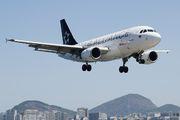 PR-AVB - Avianca Brasil Airbus A319 aircraft