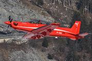 A-105 - Switzerland - Air Force Pilatus PC-21 aircraft