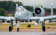 78-0651 - USA - Air Force Fairchild A-10 Thunderbolt II (all models) aircraft