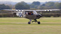 G-AKIB - Private Piper L-4 Cub aircraft
