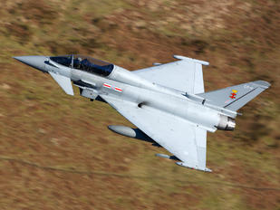 ZJ815 - Royal Air Force Eurofighter Typhoon T.3