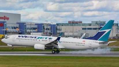 C-FBWI - WestJet Airlines Boeing 737-800