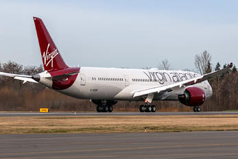 G-VOOH - Virgin Atlantic Boeing 787-9 Dreamliner