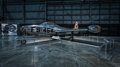 110454 - National Museum of the USAF Republic F-84G Thunderjet