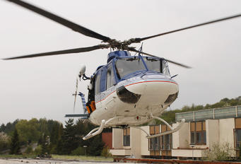 OK-BYS - Czech Republic - Police Bell 412EP