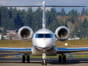 N673HA - Private Gulfstream Aerospace G650, G650ER