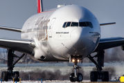 A6-EBP - Emirates Airlines Boeing 777-300ER aircraft