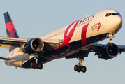 N845MH - Delta Air Lines Boeing 767-400ER aircraft