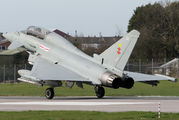 ZK303 - Royal Air Force Eurofighter Typhoon T.3 aircraft