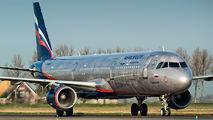 VP-BWP - Aeroflot Airbus A321 aircraft