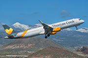 OY-TCI - Thomas Cook Scandinavia Airbus A321 aircraft