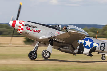 G-MRLL - Private North American P-51D Mustang