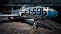 49-696 - National Museum of the USAF Lockheed T-33A Shooting Star aircraft