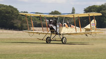 G-AWYI - Private Royal Aircraft Factory BE.2 aircraft