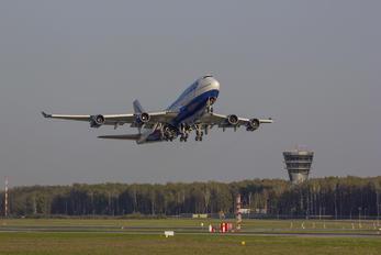 EI-XLJ - Transaero Airlines Boeing 747-400