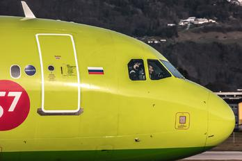 VP-BHL - S7 Airlines Airbus A319