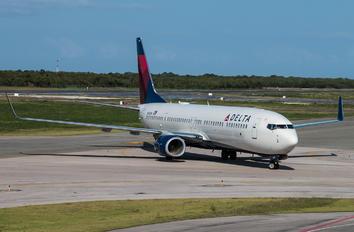 N815DN - Delta Air Lines Boeing 737-900ER