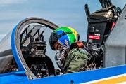 """5724 - Brazil - Air Force """"Esquadrilha da Fumaça"""" Embraer EMB-314 Super Tucano A-29A aircraft"""