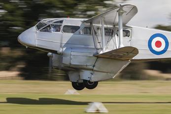 G-AIYR - Spectrum Leisure de Havilland DH. 89 Dragon Rapide