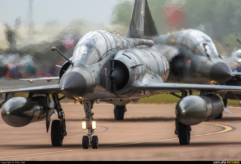 France - Air Force 353 aircraft at Fairford