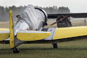 I-SSEP - Private North American Harvard/Texan (AT-6, 16, SNJ series) aircraft