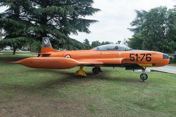 MM53-5322 - Italy - Air Force Lockheed T-33A Shooting Star