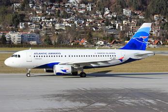 OY-RCI - Atlantic Airways Airbus A319