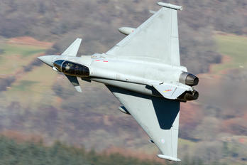ZK339 - Royal Air Force Eurofighter Typhoon FGR.4