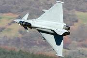 ZK339 - Royal Air Force Eurofighter Typhoon FGR.4 aircraft