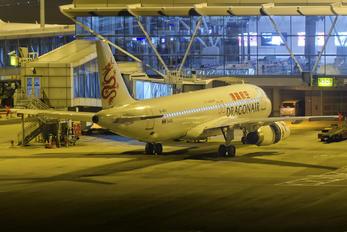 B-HSI - Dragonair Airbus A320