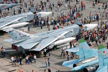 10 - Russia - Air Force Sukhoi Su-24M