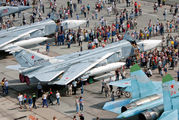 10 - Russia - Air Force Sukhoi Su-24M aircraft