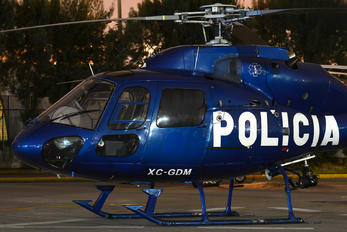 XC-GDM - Mexico - Police Eurocopter AS350 Ecureuil / Squirrel