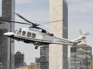 N66CP - Private Agusta Westland AW139