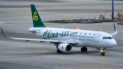 B-1670 - Spring Airlines Airbus A320