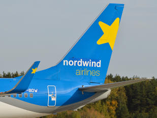 VP-BOW - Nordwind Airlines Boeing 737-800