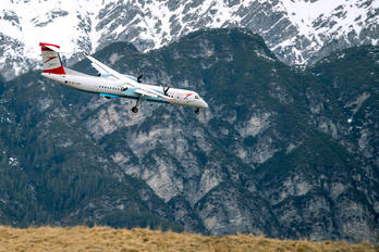 OE-LGH - Tyrolean Airways de Havilland Canada DHC-8-400Q / Bombardier Q400