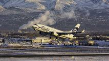 N612AS - Alaska Airlines Boeing 737-700 aircraft