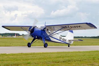 SP-AWK - Aeroklub Orląt Yakovlev Yak-12M