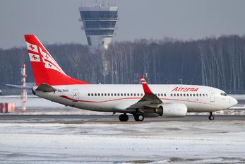 4L-TGN - Airzena - Georgian Airlines Boeing 737-700