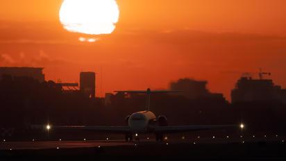 LV-AYD - Austral Lineas Aereas McDonnell Douglas MD-83