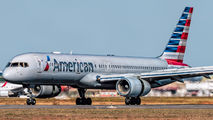 N178AA - American Airlines Boeing 757-200 aircraft