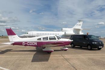 G-CDON - Private Piper PA-28 Warrior