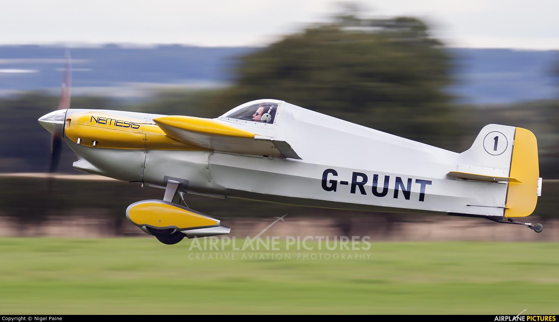 Private G-RUNT aircraft at Lashenden / Headcorn