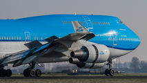 PH-BFT - KLM Boeing 747-400 aircraft